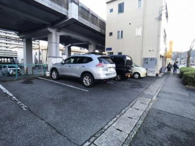 【駐車場】メゾン ド・U唐崎