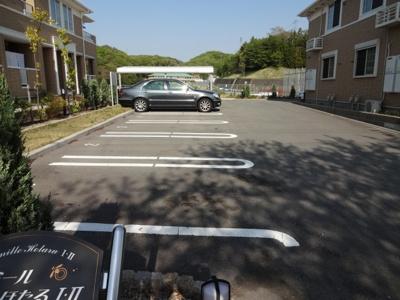 【駐車場】ファミールほたるⅠ棟