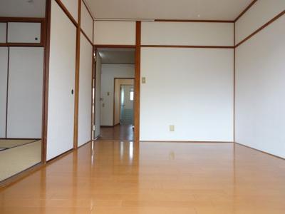 【寝室】ファーシルマンション