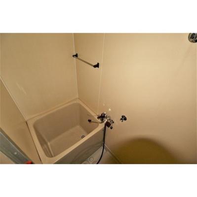 【浴室】コーポ上山