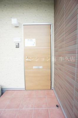 【玄関】プロシード阿見