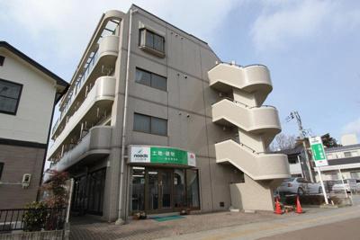 【外観】第2サンハイツ台原