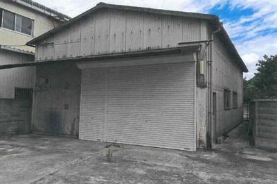 【外観】草部倉庫
