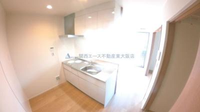 【キッチン】雅A棟