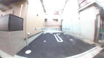 【駐車場】雅A棟