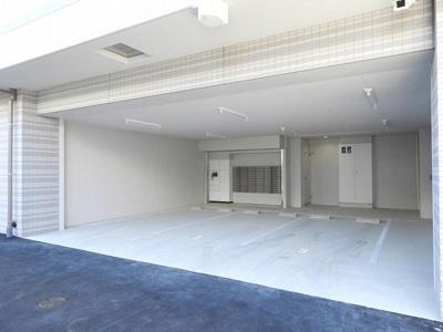 【駐車場】セオリー大阪城サウスゲート