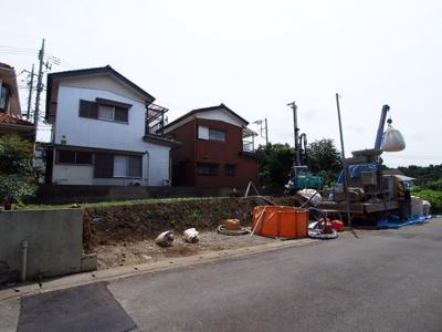 【外観】保土ヶ谷区新井町全3棟 新築戸建て