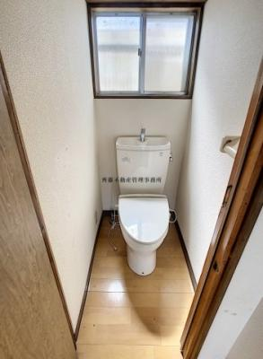 【トイレ】村田貸家