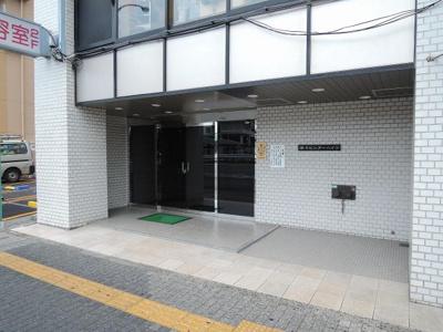 【エントランス】磯子センターハイツ