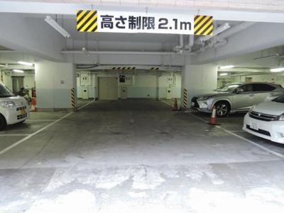 【駐車場】磯子センターハイツ