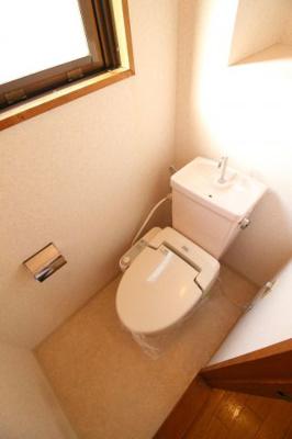【トイレ】サンライズA