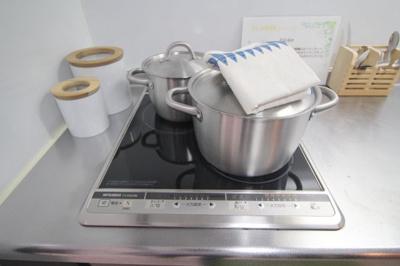 【キッチン】アンソレイユ