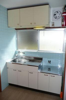 【キッチン】ハイツ上野