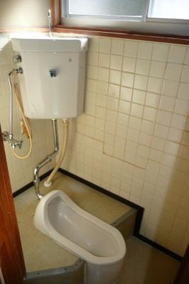 【トイレ】ハイツ上野