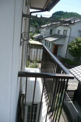 【バルコニー】カーサ高山