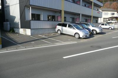 【駐車場】ソレイユ・YS