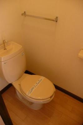 【トイレ】メゾンみつば