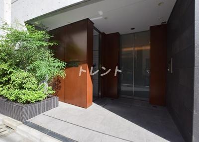 【エントランス】アズ日本橋人形町