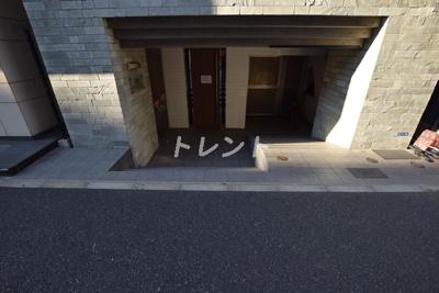 【エントランス】アプレシティ日本橋小伝馬町