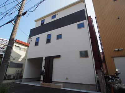 【外観】保土ヶ谷区和田2丁目 新築戸建て