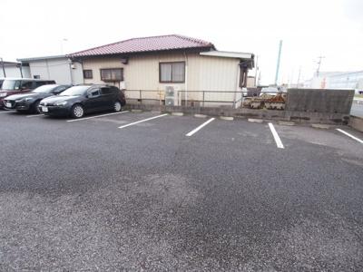 【駐車場】エミグランドハイム ・A棟