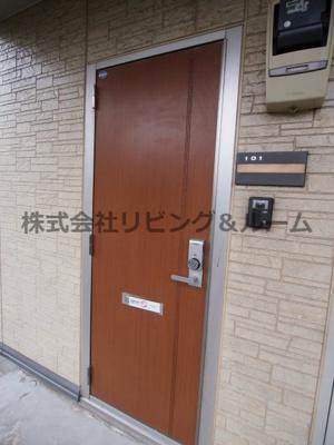 【玄関】エミグランドハイム ・A棟