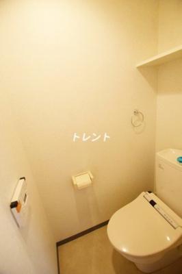 【トイレ】ルフェール文京
