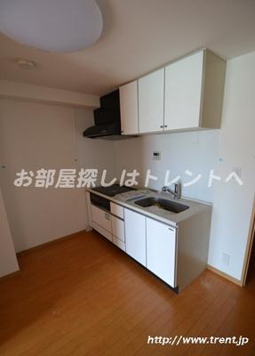 【キッチン】ユニロイヤル西早稲田