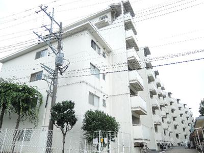【外観】横浜ハイタウン1号棟