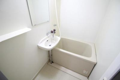 【浴室】昭和住宅ビル