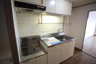 【キッチン】昭和住宅ビル