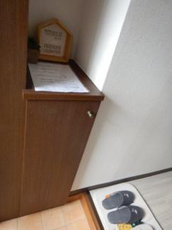 岡山市北区平野 ネクストⅢ 1K 玄関