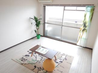 岡山市北区平野 ネクストⅢ 1K 洋室