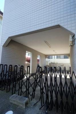 【駐車場】ヴィレッジ貝塚
