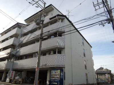 【外観】カーサ東住吉5