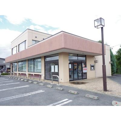 銀行「長野銀行塩尻北支店まで1652m」