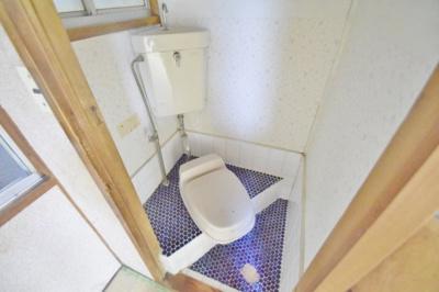 【トイレ】林6丁目貸家