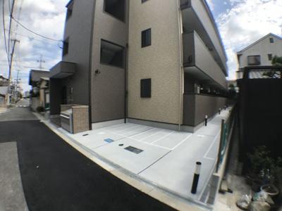 【エントランス】H-Maison加美正覚寺Ⅱ