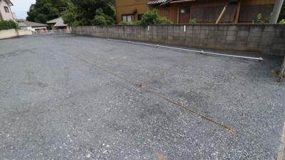 【外観】新町第7駐車場