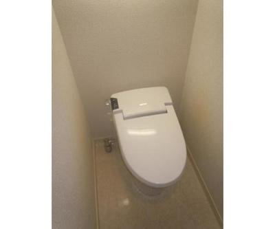 マナ・ブライトンのトイレ