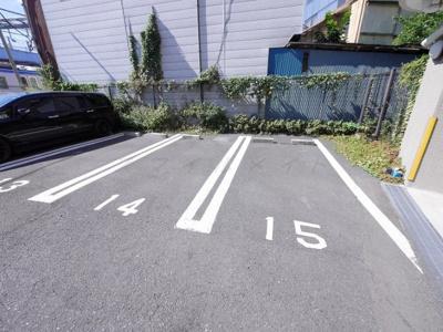 【駐車場】ヴィラコート横浜