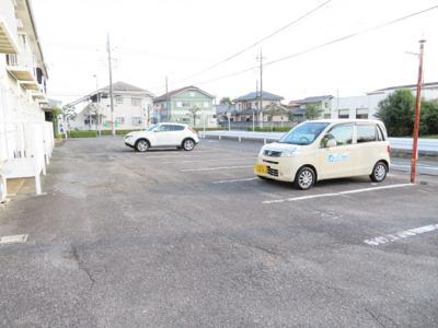 【駐車場】新井コーポI