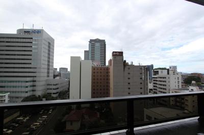 【展望】デュオヒルズ仙台花京院ザ・タワー
