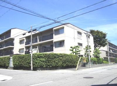 【外観】パロス甲子園三番町A棟