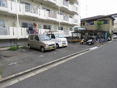【駐車場】アンフィニィ庄Ⅱ