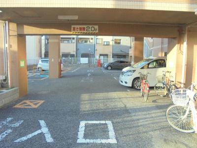 【駐車場】サンソレイユ中野