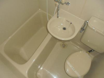 【浴室】サンソレイユ中野