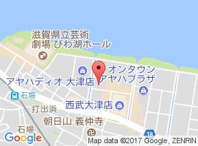 【地図】ルネスピースにおの浜