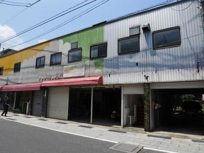 【外観】田町貸店舗・事務所