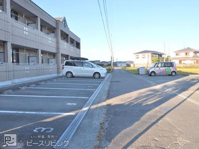 【駐車場】グランチェスタ